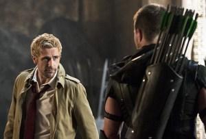 Arrow Constantine Crossover