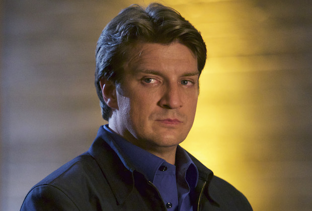 Castle Nathan Fillion BreakUp