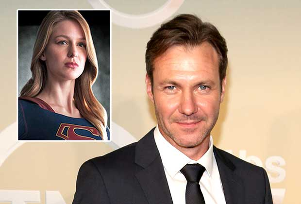 Chris Vance Supergirl