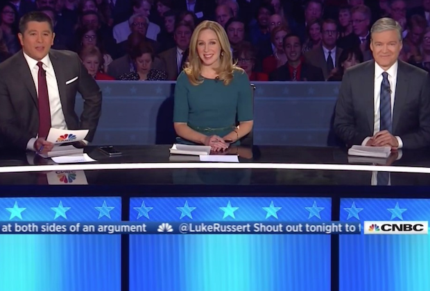 NBC News Debate