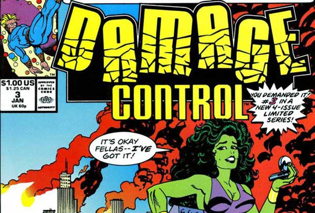 Damage Control TV Series