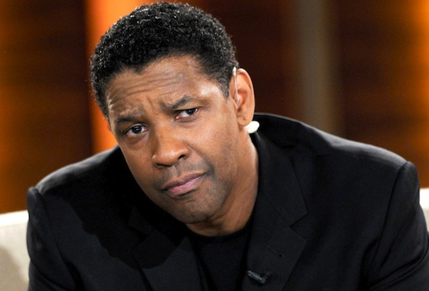 Denzel Washington Grey's Anatomy