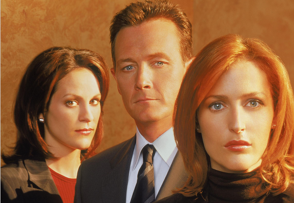 X-Files Revival Robert Patrick