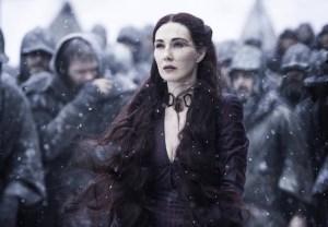 Game of Thrones Cast Red Priestess Season 6