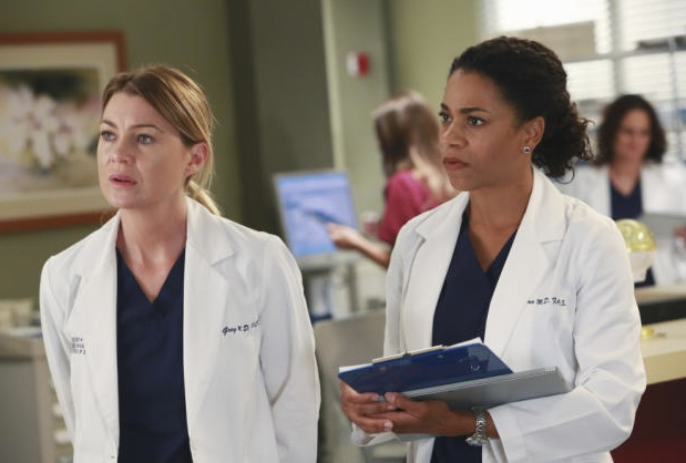 Grey's Anatomy Recap