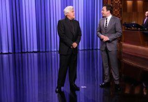 Jay Leno Returns to The Tonight Show