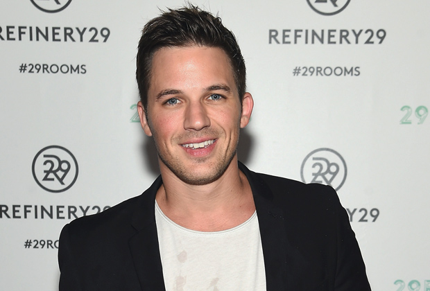 Matt Lanter CSI Cyber