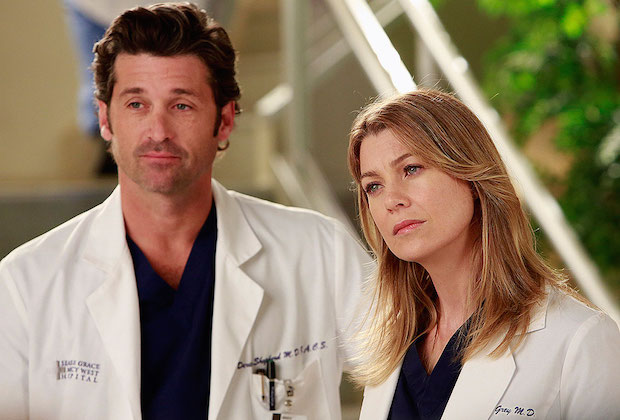 Grey's Anatomy Meredith's Love Life