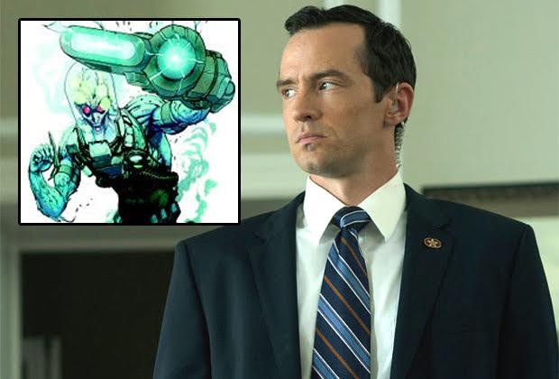 Gotham Casts Mr. Freeze