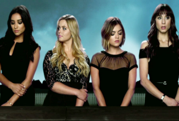 Pretty Little Liars New Intro