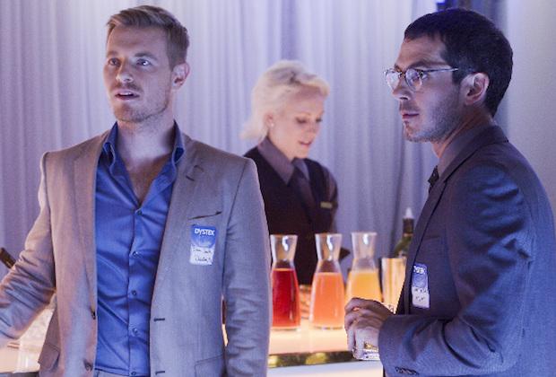 Quantico Simon Truth Gaza Season 1 Spoilers