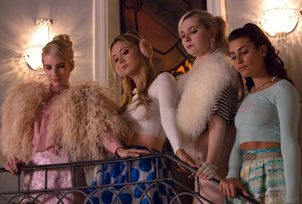 Scream Queens Ratings