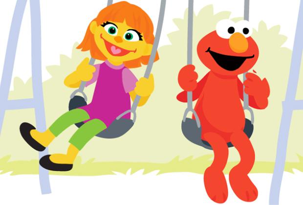 Sesame Street Autistic Muppet