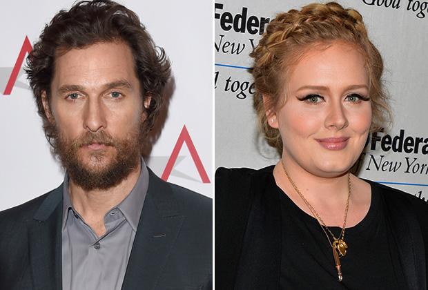 Matthew McConaughey Adele SNL