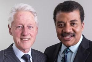 Neil deGrasse Tyson StarTalk Bill Clinton