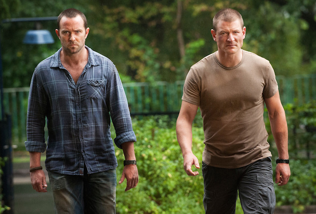 Strike Back Movie