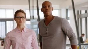 Supergirl Series Premiere