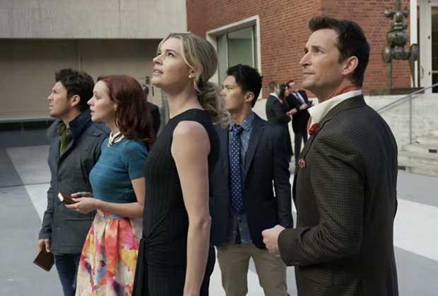 The Librarians Season 2 Trailer