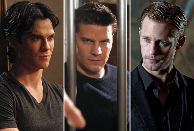 TV Vampires Best Worst