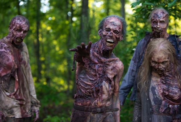 The Walking Dead Season 6 Premiere