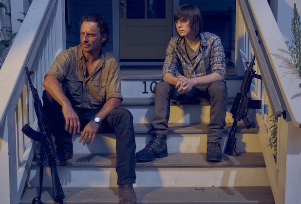 The Walking Dead Ratings