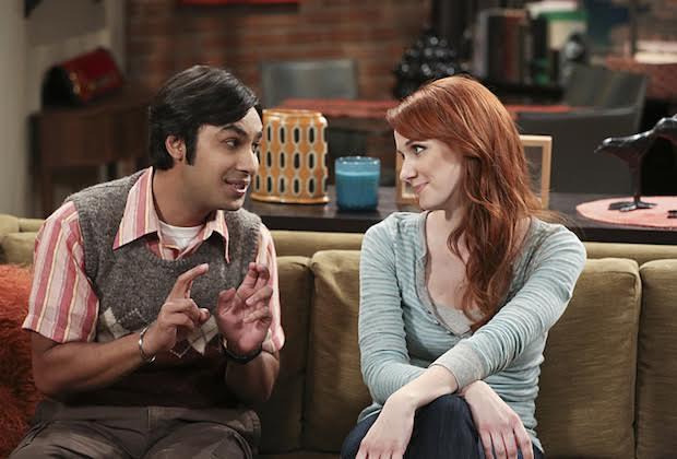 Big Bang Theory Laura Spencer