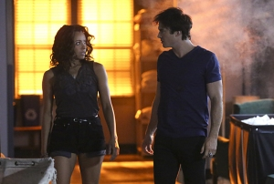 Vampire Diaries Bamon