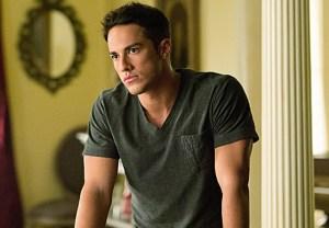 Vampire Diaries Michael Trevino Returning