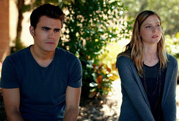 Vampire Diaries Stefan Valerie