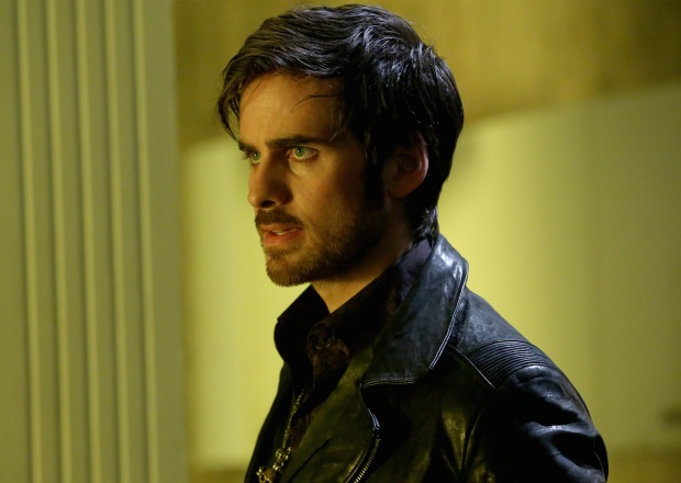 Once Upon a Time Hook Dead