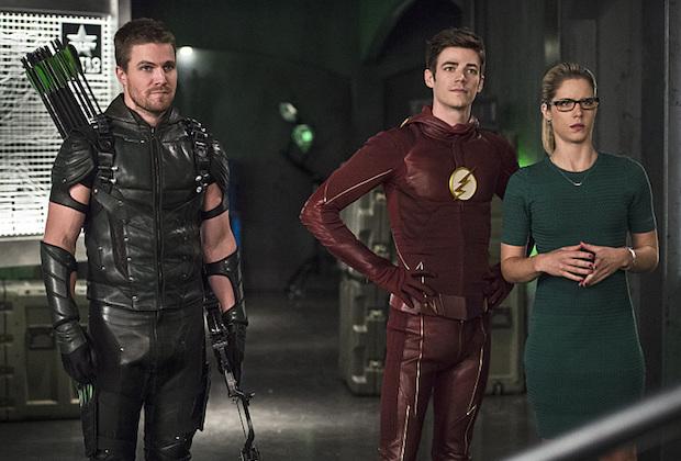 Arrow Oliver Felicity Challenges