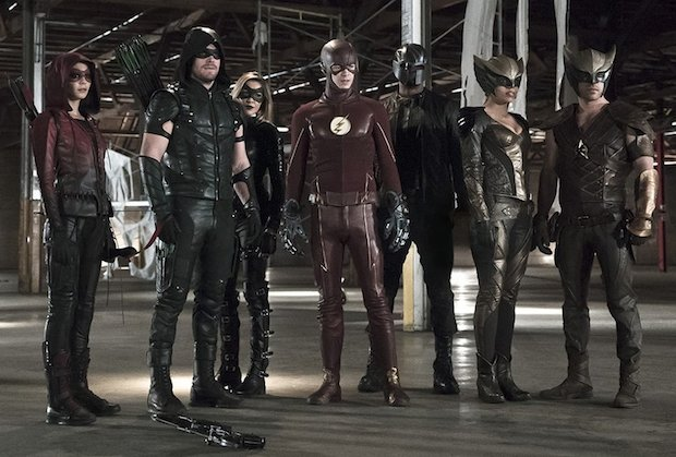 Arrow Flash Crossover Photo
