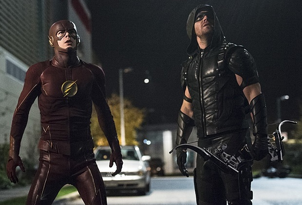 Arrow/The Flash/Legends of Tomorrow Crossover
