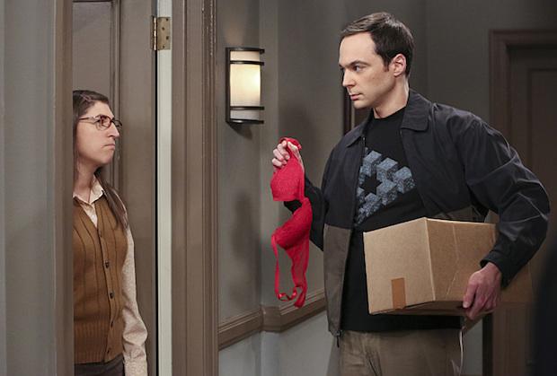 Big Bang Theory Sheldon Sex Amy