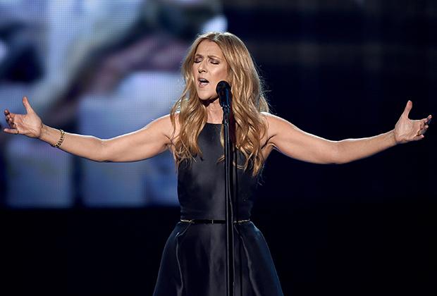 Celine Dion AMAs 2015