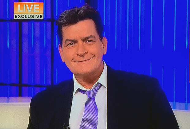 Charlie Sheen HIV Interview