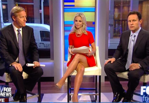 Elisabeth Hasselbeck LEaving Fox and Friends