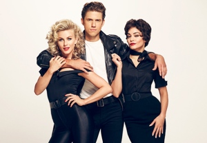 Grease Live Cast Photos