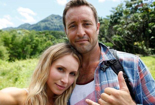 Hawaii Five-0 Steve New Romance