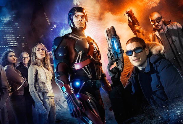 Legends of Tomorrow Premiere Date