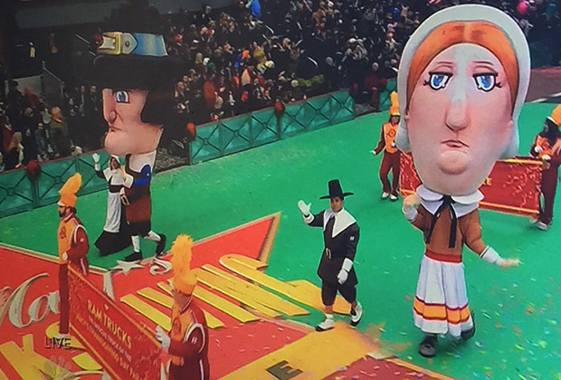 Thanksgiving Day Parade 2015