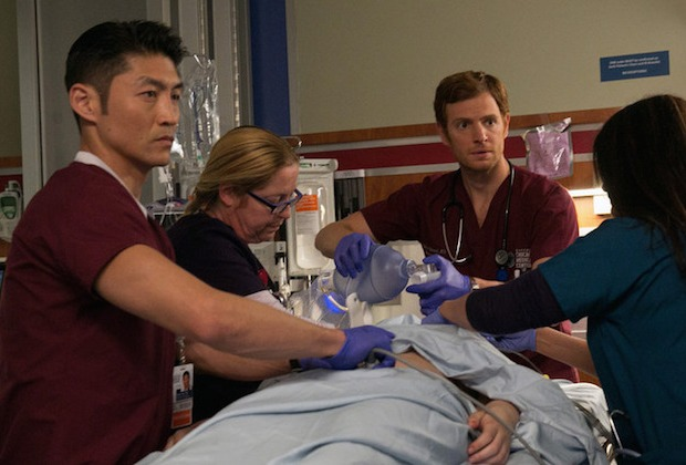 Chicago Med Ratings