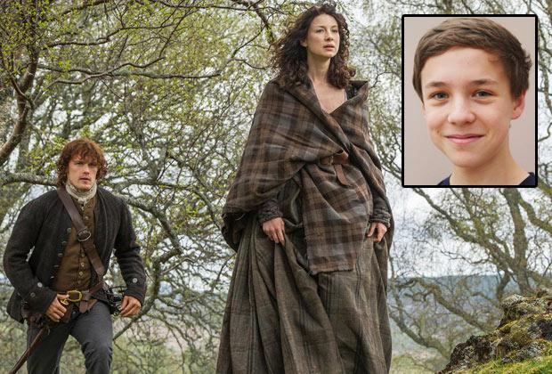 Outlander Young Lord John Cast Season 2