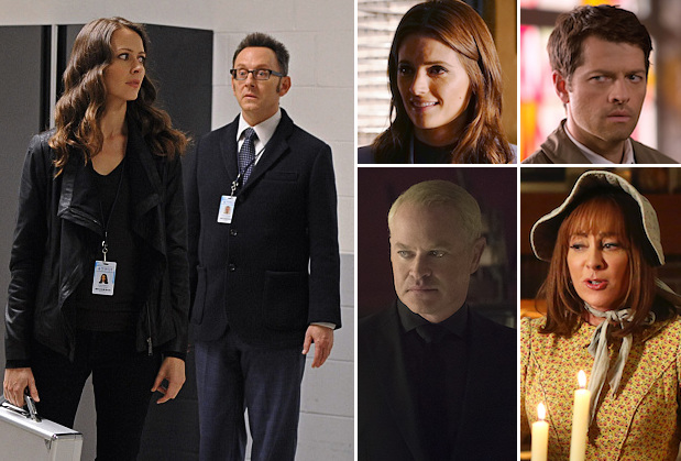 Person of Interest Spoilers