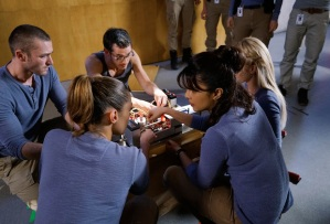 Quantico Ryan Shot Recap Season 1