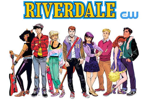 Riverdale Casting News CW