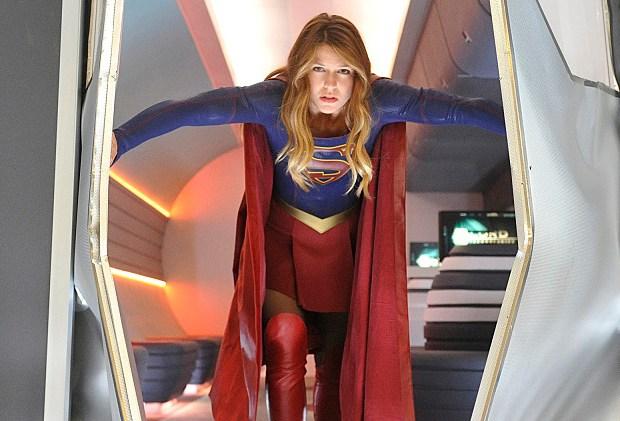 Supergirl Paris Attacks