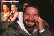 Shia LaBeouf Rewatches Even Stevens Movie: Witness His Joy in Photos