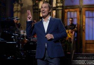 SNL McConaughey