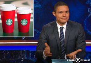 Starbucks Cups Controversy